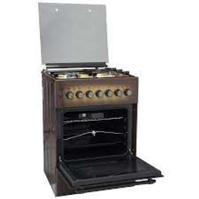 Masterchef Standing Cooker, 60cm X 60cm, 3 + 1, Electric Oven image 1