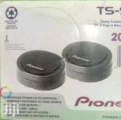 PIONEER SPEAKER TS-520 Dome Tweeter 200w image 1