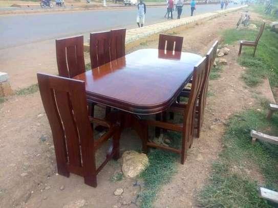 8 seater Mahogany dining tables image 1