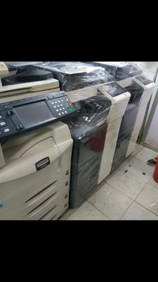 Photocopier machine KYOCERA km 5050 image 1