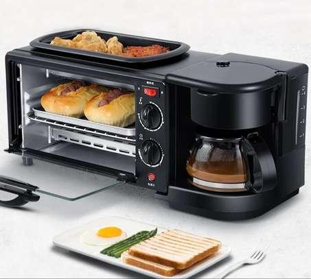combined in one breakfast machine image 3