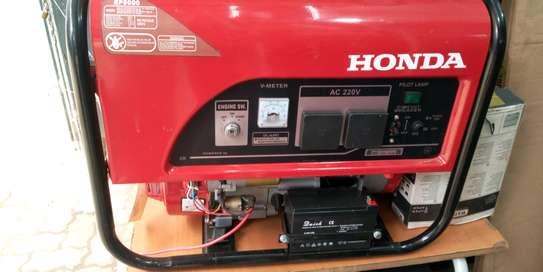 Honda Ep5000 Generator 5.5kva image 1
