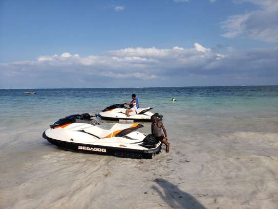 2011 & 2012 Seadoo Gti 130 & Double trailer