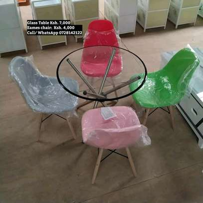 Eames chairs image 1