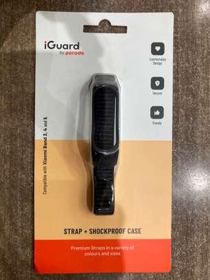 Porodo iGuard Mi Band 3/4 & 5 Nylon Protective Case and Nylon Strap image 5