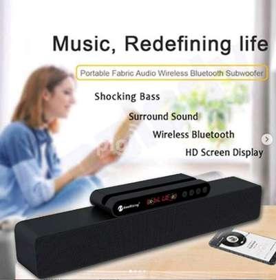 NR-5017 Bluetooth speaker image 1