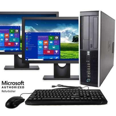 Complete HP core i3 desktop image 1