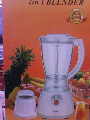 High quality high speed 2 in 1 smoothie blender. image 1