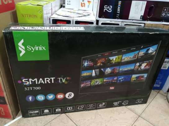 Syinix digital smart android 32 inches image 2