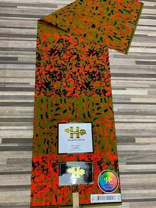 Cotton kitenge image 2