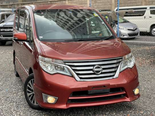 Nissan Serena image 1