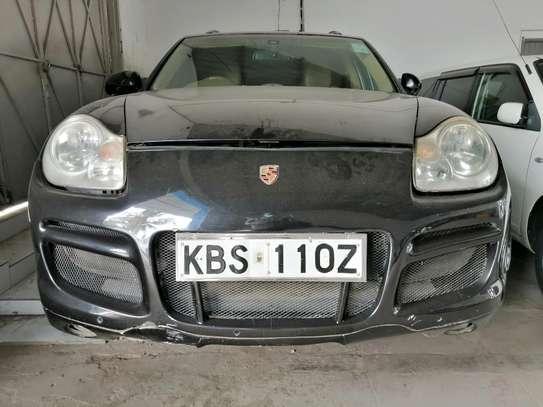 Porsche cayenne 2005 model image 4