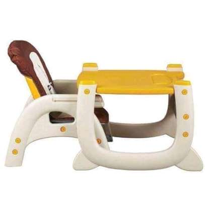 2in1 baby Feeding chairs image 2