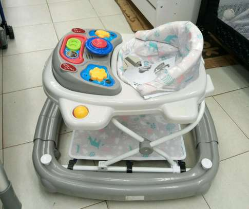 3 in 1 Baby walker image 1