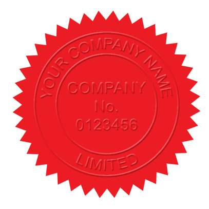 NOTARY SEALS{25 IN A PACKET} image 2