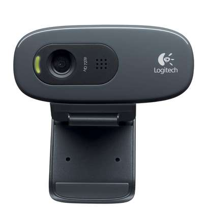 Logitech HD WEBCAM C270- 720p