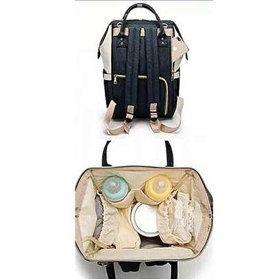 Backpack Diaper Bag - Multicoloured image 1