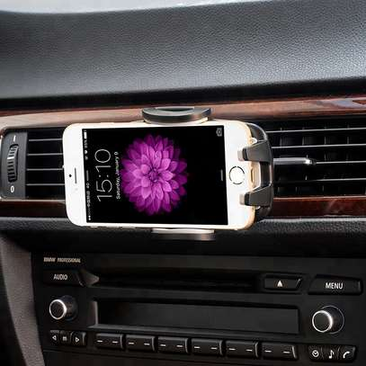 Car Phone Holder Air Vent Phone Holder image 2