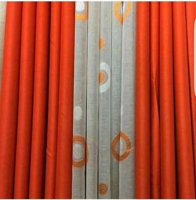 HIGH QUALITY PLAINS CURTAINS  AND SHEERS DIFFERENT COLOUR PER METER FROM 850 TO 1000 image 5