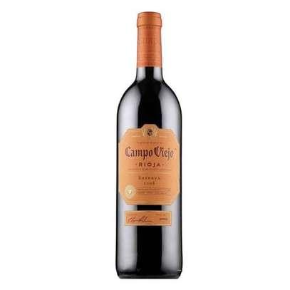 Campo Viejo Reserva Red Wine - 750ml image 1