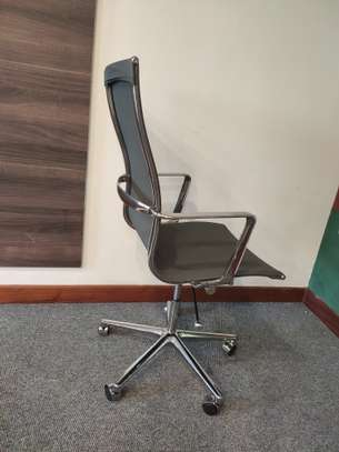 High Back Mesh Chair image 2