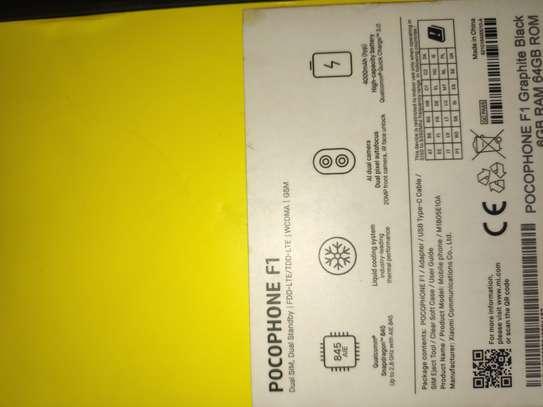 Pocophone F1 6GB RAM image 1