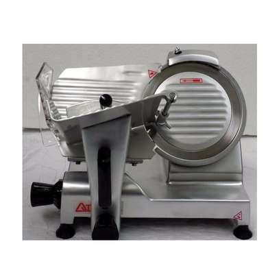 High quality commercial grade gravity slicer image 3