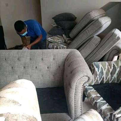 Sofasets cleaning services image 1