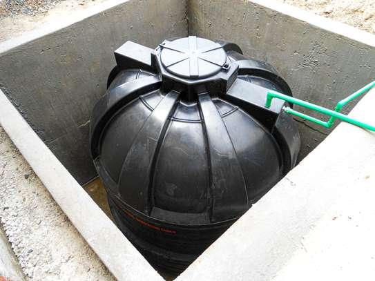 underground water tanks 5000lts image 2