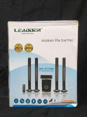 Leadder SP-572B - 5.1Ch Home Theatre black image 1