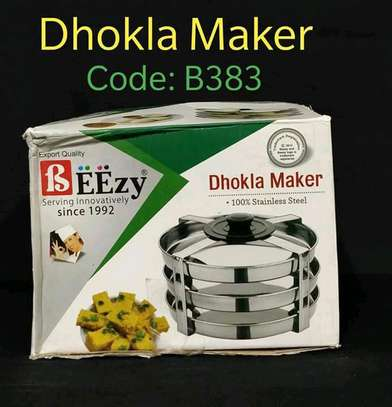 Dhokla Maker*Stainless Steel*