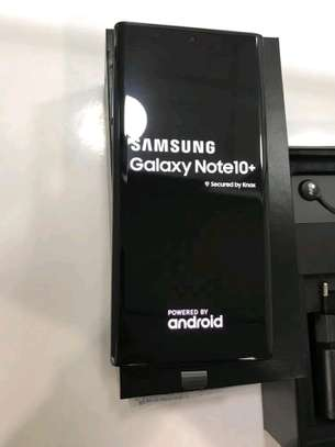 Samsung Galaxy Note 10 Plus With Spen 512 gb image 1