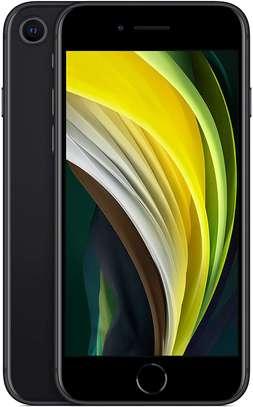 New Unlocked Apple iPhone SE (2020) 64GB, Black image 1