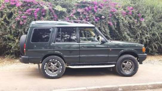 2001 Land Rover Discovery 2 KBD Auto Petrol 4.0 image 6