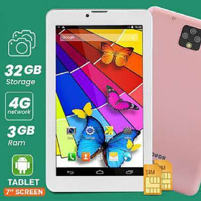 ATOUCH X10 7-Inch Tablet, Dual SIM, 32GB ROM,3GB RAM Wi-Fi, 4G LTE image 1