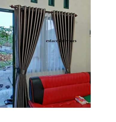 beautiful CURTAINS AND SHEERS BEST FOR YOUR  ROOM image 1