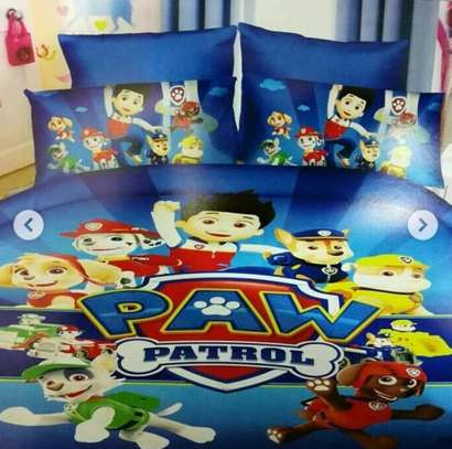 Cartoon Themed Duvet