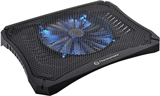 Large 200mm Ultra Cooling Fan Notebook Laptop Cooling Pad image 1