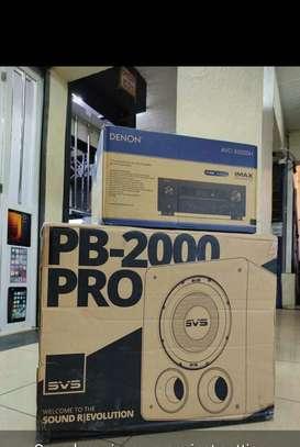 SVS PB2000 Pro Sub 550 watts image 1