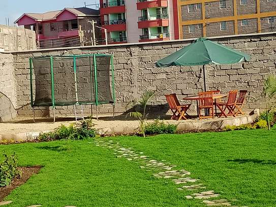 Elegant with perfect finishing two bedroom apartment ready to let in kitengela image 8