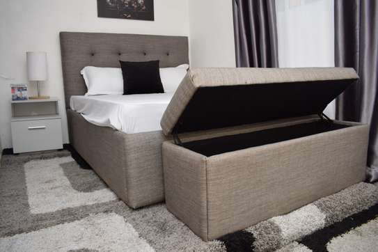 Ottoman Bed with Storage image 11