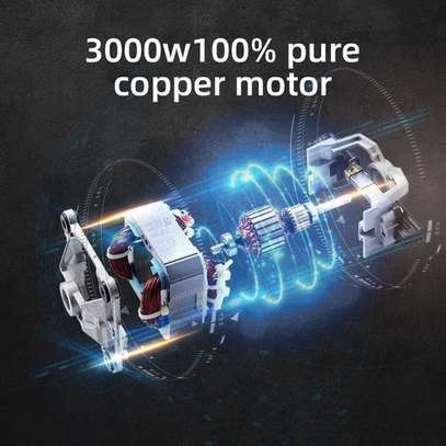 silver crest High Power Food Processor Electric Blender-3000WTTS image 1