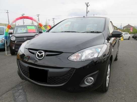 Mazda 2 1.4 CD Active Automatic image 1