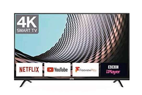 TCL  – 50″ – 4K-Smart Android – Digital TV