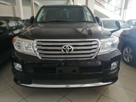 Toyota Land Cruiser 100 4.2 TD Executive