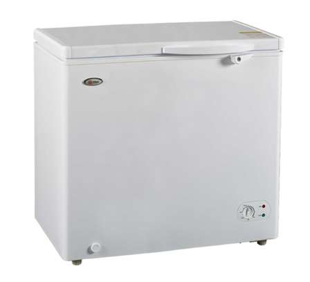 MIKA Deep Freezer, 150L, White image 2