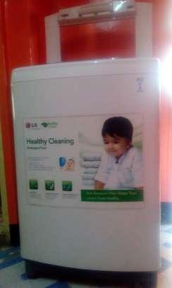 LG Turbodrum Washing Machine image 3