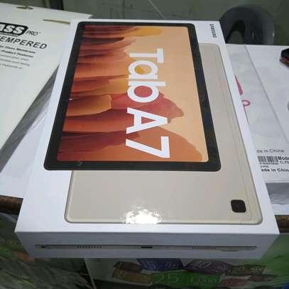Samsung Tab A7 2020 32gb+3gb Ram 7040mAh Battery, 10.4 inch display image 1