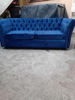 Flared arm 4seater new sofa image 6