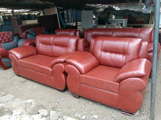 Leather seat 7 seaters